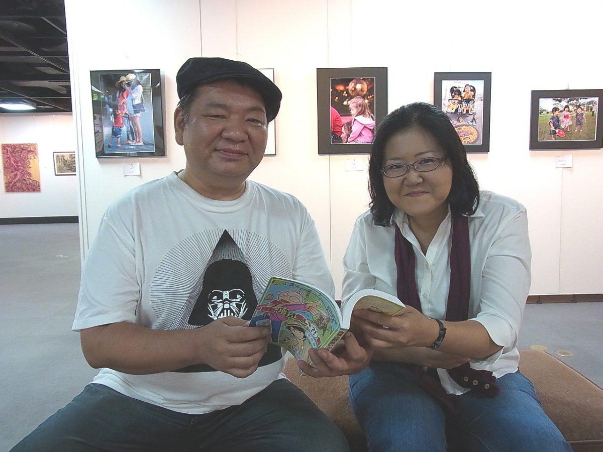 南原明美先生「第8回 なは市民芸術展」奨励賞インタビュー