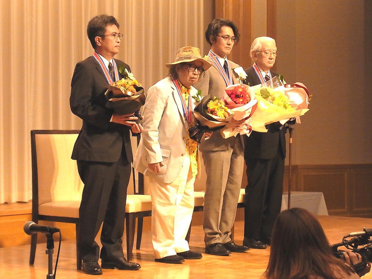 第46回日本漫画家協会贈賞式に今年も行ってきました!